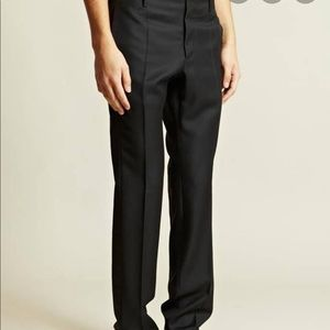 balenciaga dress pants